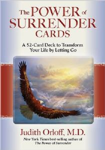 Judit Orloff MD - The Power of Surrender Cards: A 52-Card Deck to Transform Your Life by Letting Go